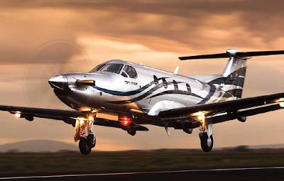 Pilatus PC-12 Best Private Planes