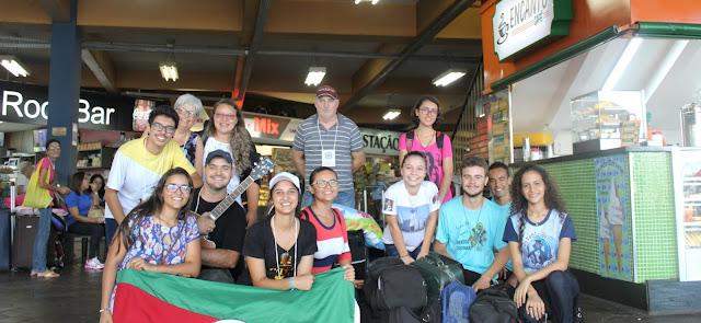 Juventude Missionária começa Missão Sem Fronteiras