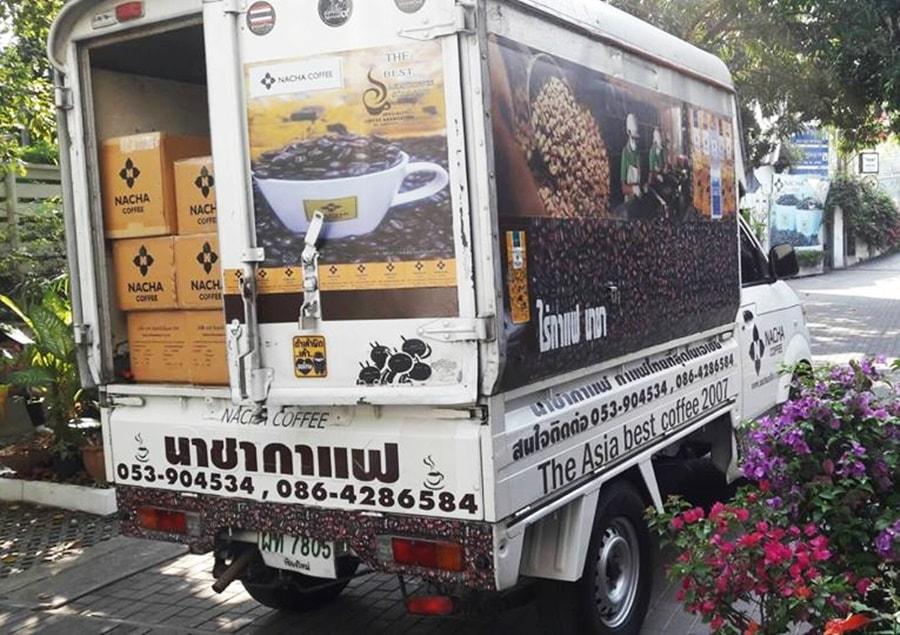แฟรนไชส์กาแฟของคนไทย