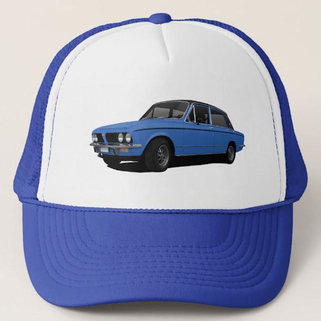 Triumph Dolomite Sprint trucker hat