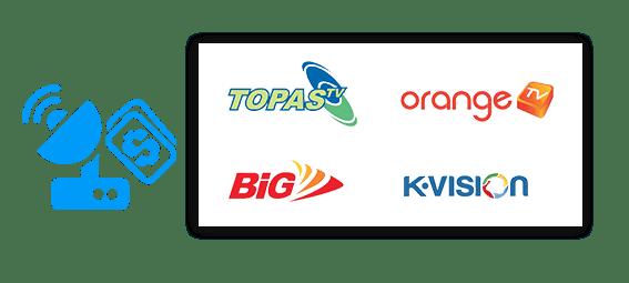 Format Transaksi Pay TV