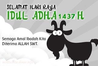 Kumpulan Kata Ucapan Selamat Idul Adha (Idul Qurban)