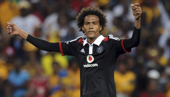 Orlando Pirates have parted ways with Senegal-born midfielder Issa Sarr