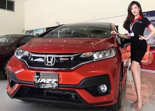 Giá xe oto Honda nhập khẩu tháng 4.2018