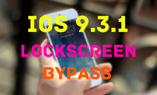 A new lockscreen bypass has hit the internet today. This bypass allows anyone to access through photos and contacts without having to enter a passcode