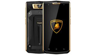 YAAO 6000 Plus smartphone has a 10,900mAh battery