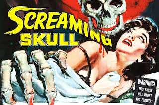 Película The Screaming Skull Online