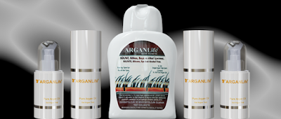 Arganlife Hair Care Products