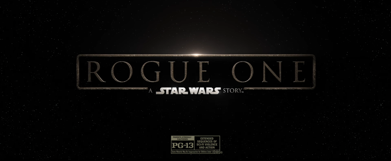 'Rogue One: A Star Wars Story' Is Rated PG-13
