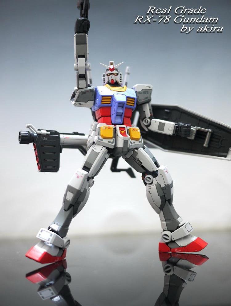 gundam guy  rg 1  144 rx