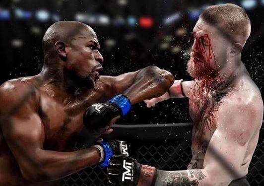 'Certified Killa vs Certified Bitch' - Floyd Mayweather shades Conor McGregor on Instagram.