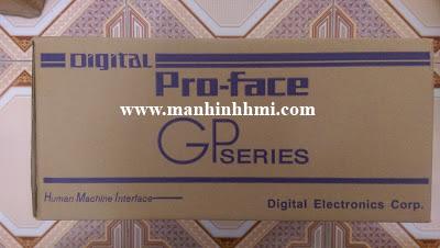 Vỏ hộp màn hình Hmi Proface GP2500-SC41-24V trong kho Auto Vina