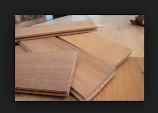 harga lantai kayu bengkirai