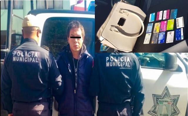 Detenidos, Municipal, Toluca, artículos,