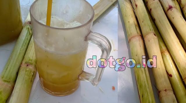 Air tebu bermanfaat untuk kesehatan jika diminum secara teratur