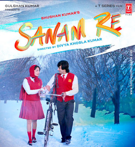 Sanam Re (2016) Movie Poster No. 5