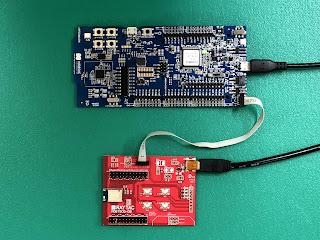 Nordic & BT5 1 & BT5& BT4 2 Module: How To Use MDBT50Q Demo