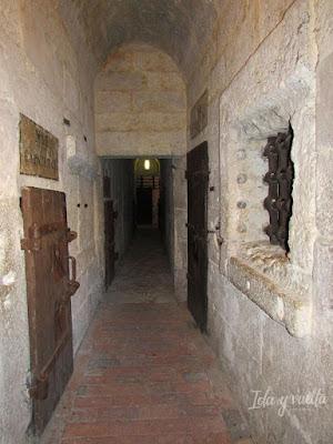 Itinerarios secretos prisiones