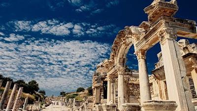 Chiêm ngưỡng thành phố cổ đại Ephesus