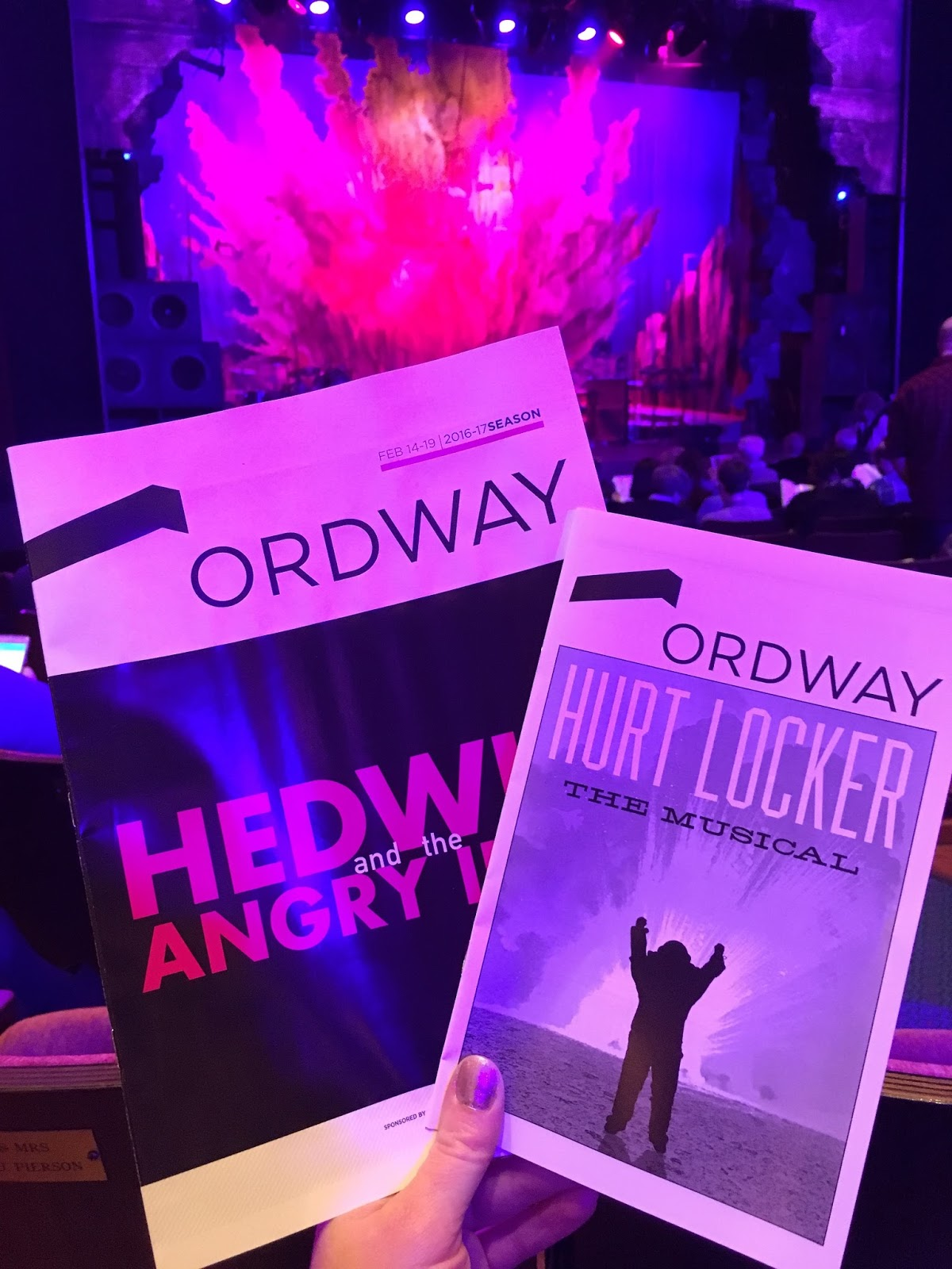 Cherry and spoon hedwig and the angry inch on tour at the ordway hedwig and the angry inch on tour at the ordway biocorpaavc