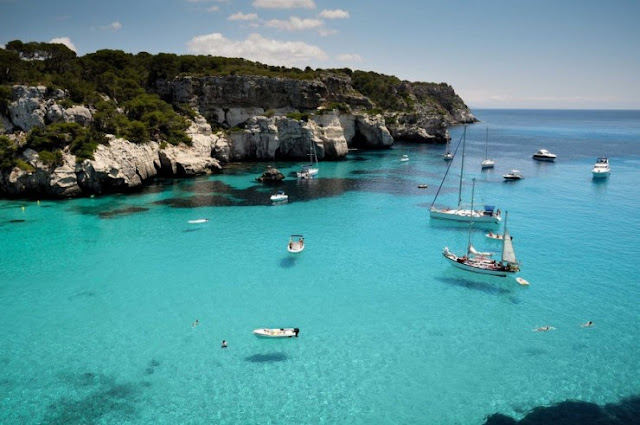 Menorca, Spanyol