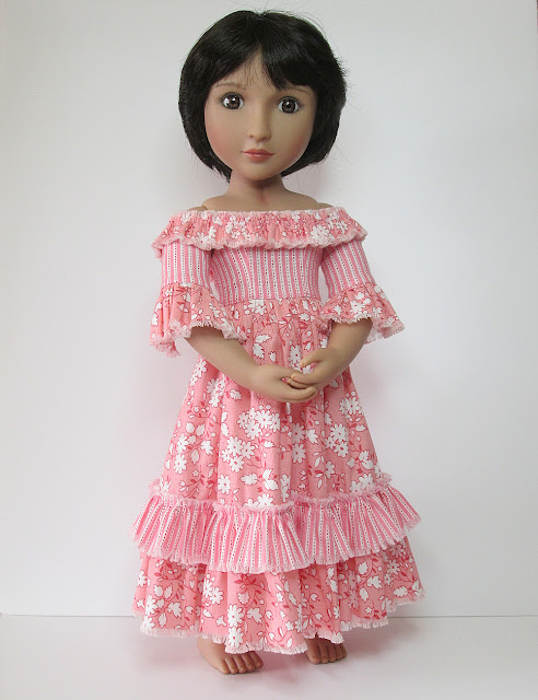 sewing pattern for a girl for all time