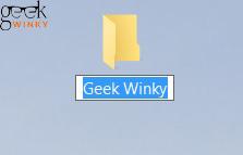 Geek Winky