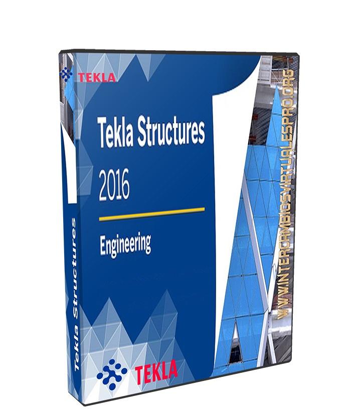 Tekla Structures v21.1 SR6 poster box cover