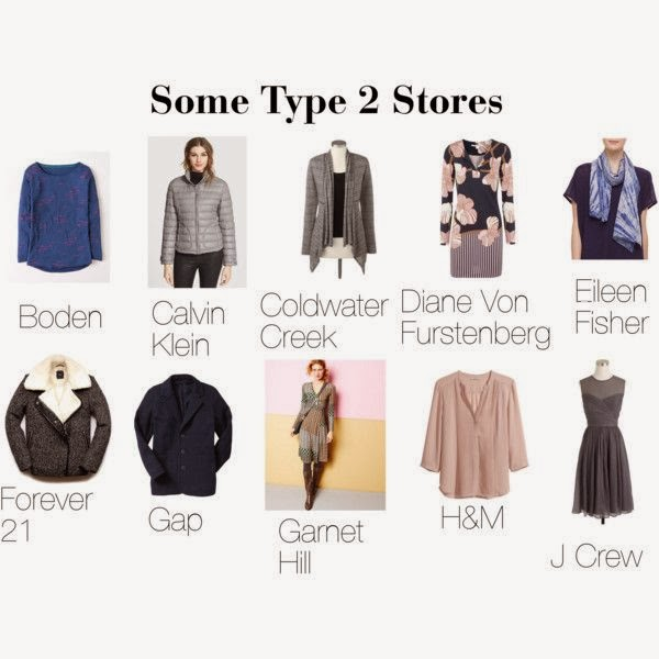 Stores For Type 2 Expressing Your Truth Closet