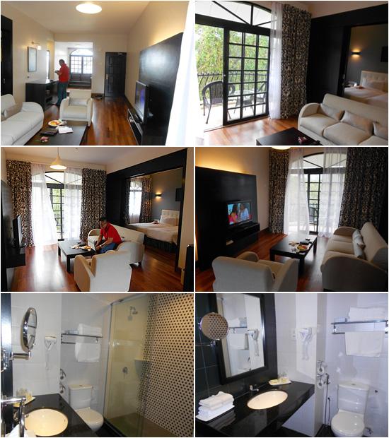 Bilik Fresno Suite tajaan Strawberry Park Resort