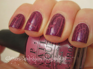 OPI Just Lanai-ing Around & Super Bass Shatter