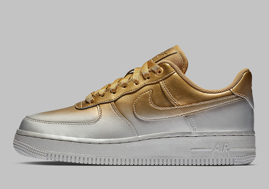 newest 6fd48 24f98 Nike s utterly iconic Air Force 1 Low silhouette has been given just about  every treatment and dressed in just about every color scheme under the sun.