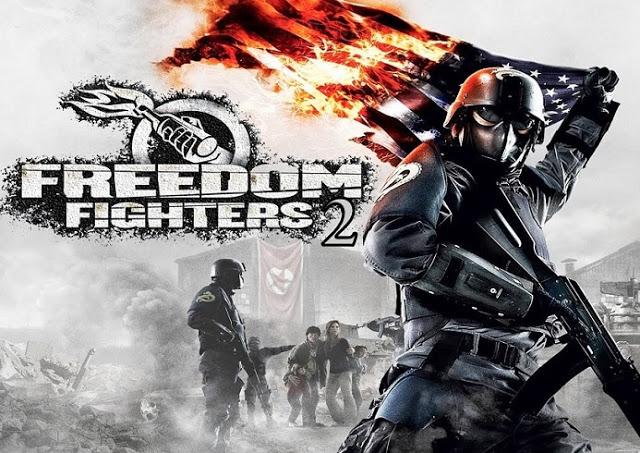 freedom fighters تحميل لعبة