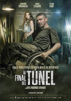 Al Final Del Túnel 2016 DVD R2 PAL Latino