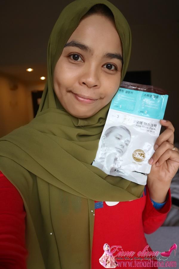 Tampil Cantik Dalam 3 Langkah Mudah Dengan 3 In 1 Halal Mask Pack dari Mein Cosmetics