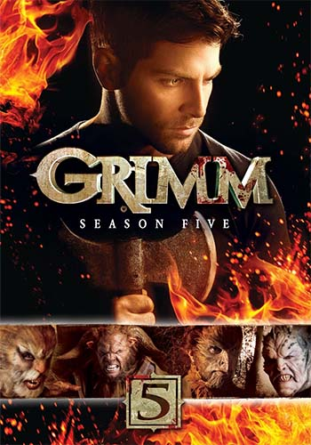 Grimm 5ª Temporada Torrent - BluRay 720p Dual Áudio