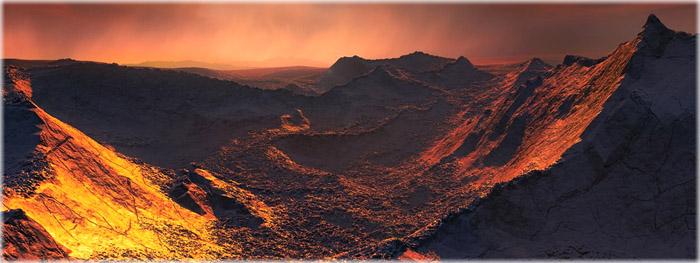super terra encontrada a apenas 6 anos-luz do Sistema Solar