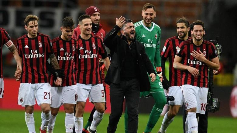 Gattuso: Parma Lumayan Menyulitkan