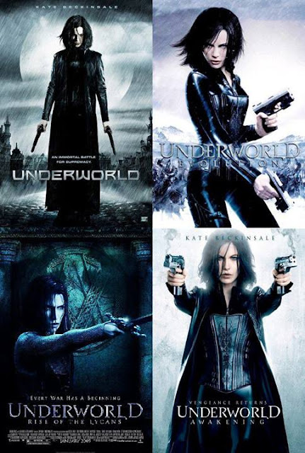 Underworld Collection (2003-2012) ταινιες online seires oipeirates greek subs