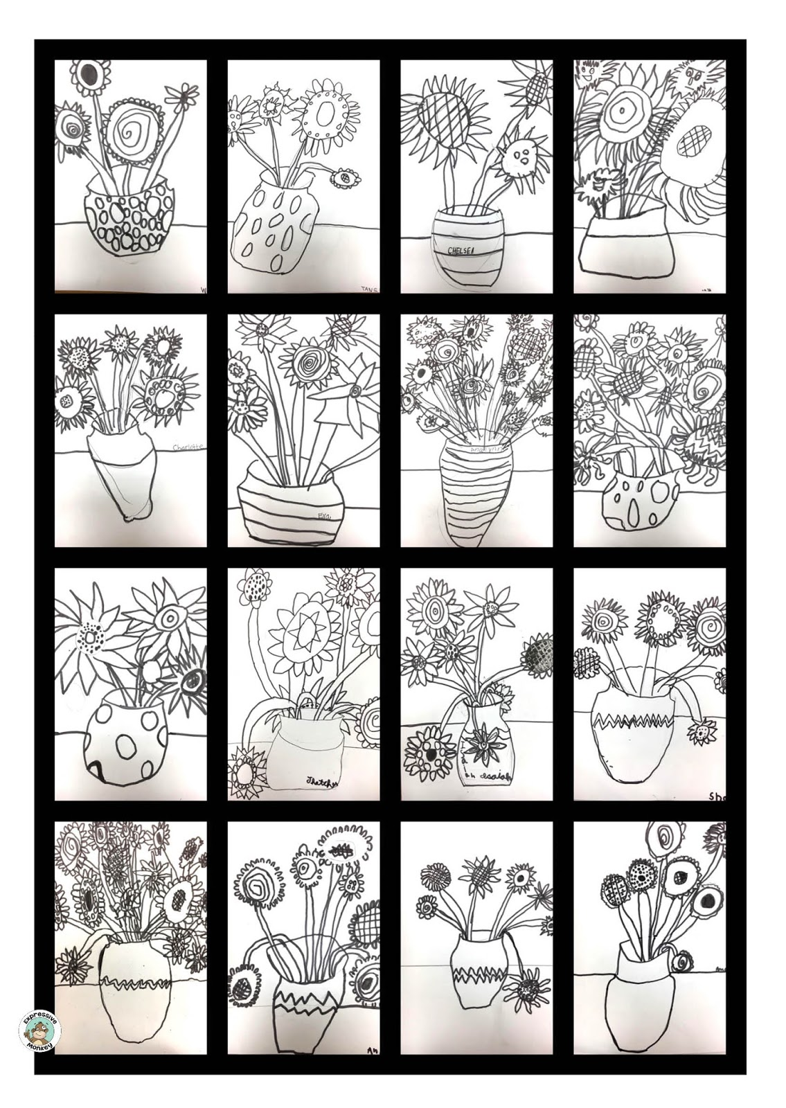 I Have 2 Versions Of The Lesson Just Presentation And Drawing OR With Integrated Art Critique Activities You Can Find Both In My TpT