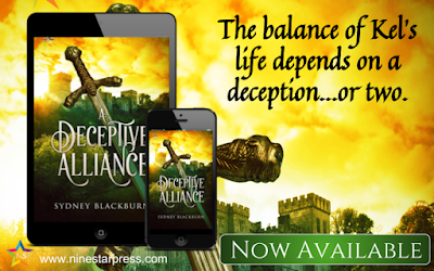 A Deceptive Alliance, Sydney Blackburn