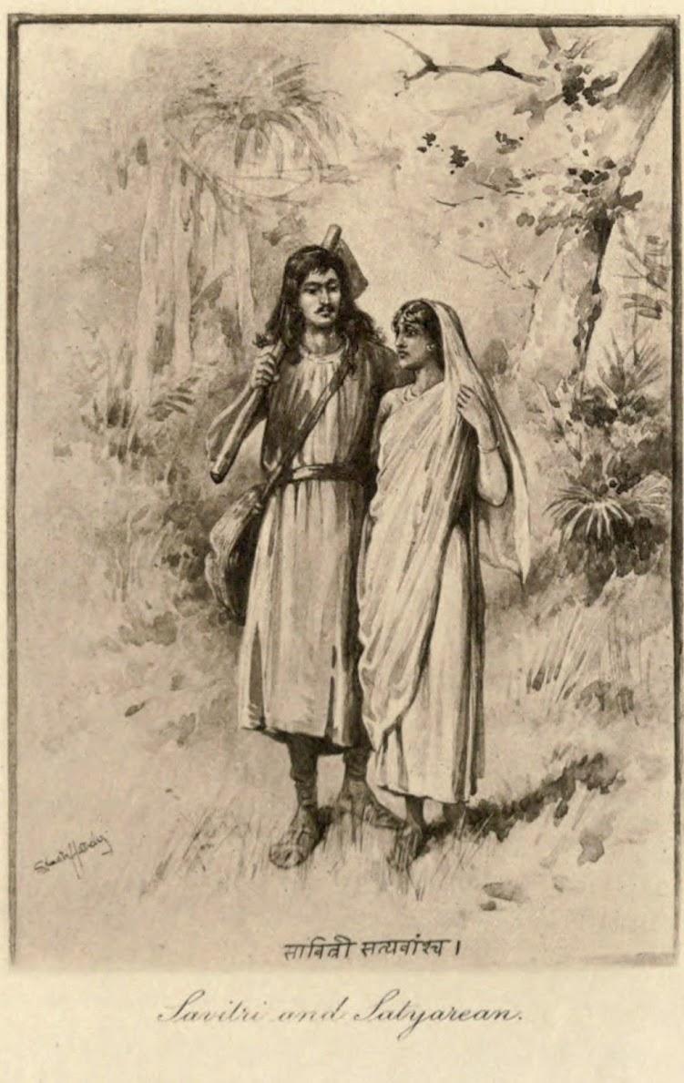 Savitri and Satyavan