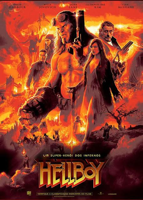 [Crítica] Hellboy