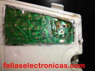 tarjeta electrónica lavadora samsung