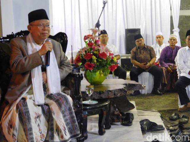 Soal 'Cawapres Ulama Memecah Belah', GNPF Dinilai Sakiti KH Ma'ruf