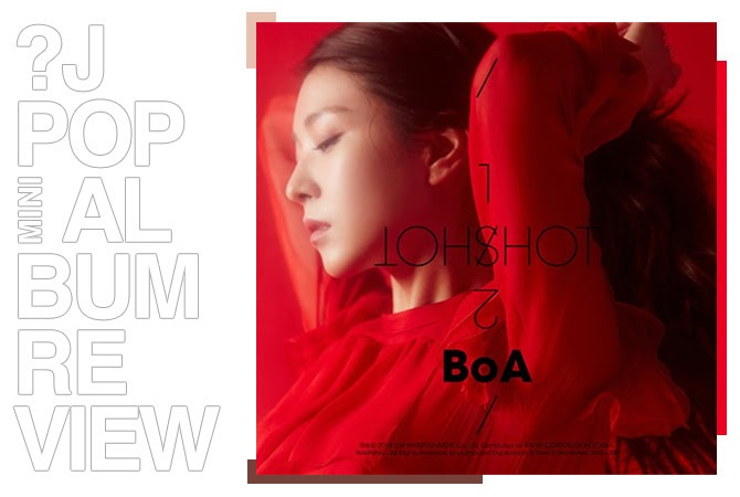 Mini album review: BoA - One shot, two shot | Random J Pop