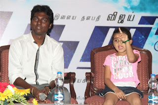 Theri Tamil Movie Press Meet Pictures  0028