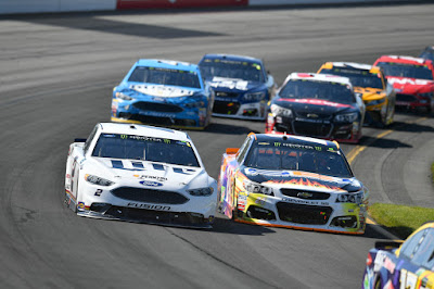 The driver of the famed Blue Duece is seeking his third win of the 2017 Monster Energy NASCAR Cup Series season and his first-ever triumph at his home track.