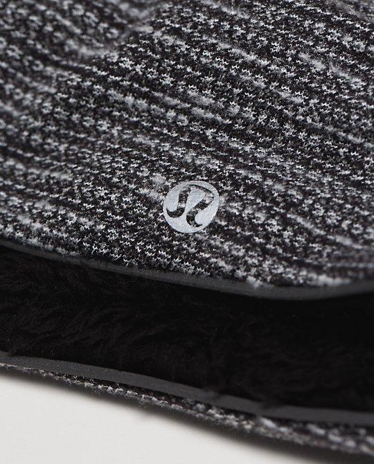 lululemon sherpa line run with me ear warmer