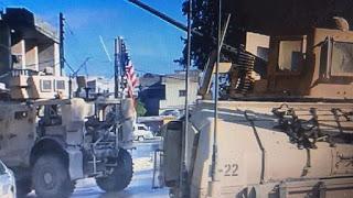 Siria: Las tropas de Estados Unidos siguen presentes en la ciudad de Manbij rodeadas por fuerzas gubernamentales
